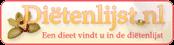 Ga naar www.dietenlijst.nl