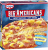 Pizza Big Americans Hawaii (Dr. Oetker)