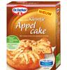 Kleintje Appelcake (Dr. Oetker)