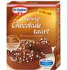 Kleintje Chocolade taart (Dr. Oetker)