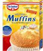 Muffins Naturel (Dr. Oetker)