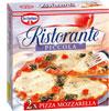 Ristorante Piccola Pizza Mozzarella (Dr. Oetker)