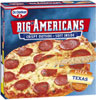 Pizza Big Americans Texas (Dr. Oetker)